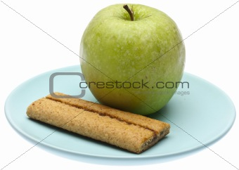 Apple Flavored Cereal Bar
