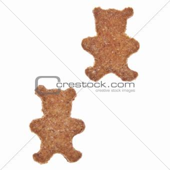 Bear Shaped Cookies