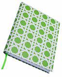 Vibrant Green Blank Journal