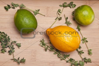 Citrus and Thyme