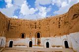 Berber caves