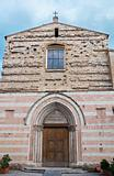 St. Giacomo Church. Foligno. Umbria.
