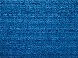 Blue fabric for interior design