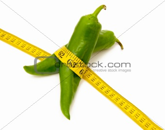 Green Pepper Diet
