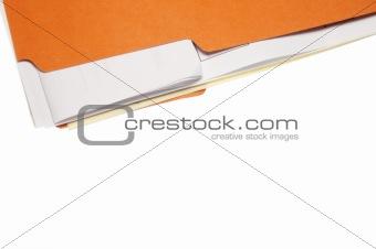 Bright Full Folder Border