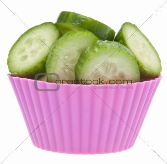 Cucumbers not Cupcakes Diet