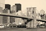 New York City Brooklyn Bridge