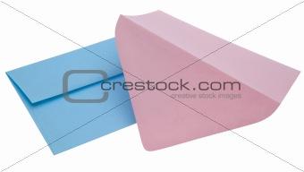 Pair of Fun Envelopes