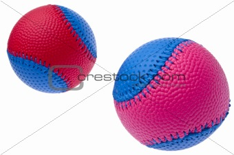 Pair of Baseballs