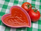 Heart Healthy Tomato Soup