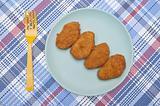 Chicken Nugget Snack