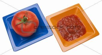 Tomato and Tomato Sauce