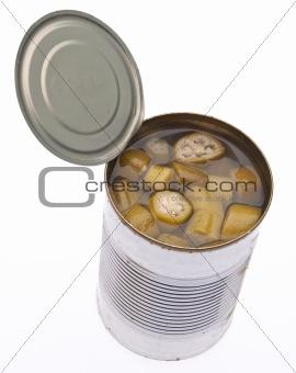 Canned Okra