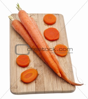 Canned and Fresh Carrots