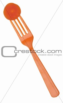 Carrot on a Fork