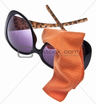 Cleaning Sunglasses