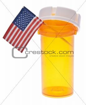 American Health Care Concept