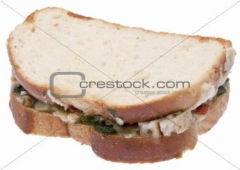 Closed Panini Sandwich