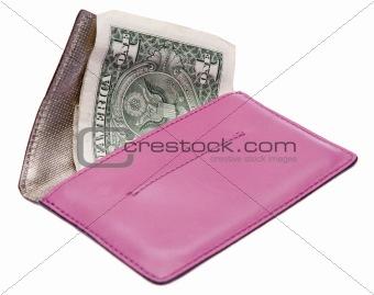 Money Filled Wallet