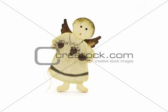 Angel with bells