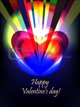 Valentine rays