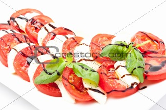 Tomato & Mozzarella