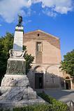 St. Francesco Church. Città della Pieve. Perugia. Umbria.