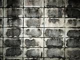brick block wall