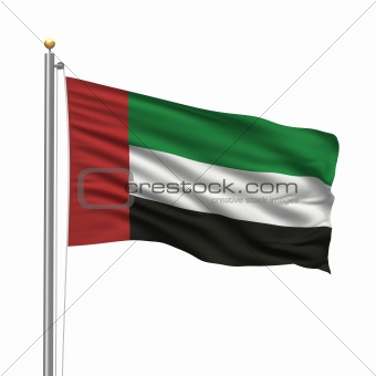 Flag of the United Arab Emirates