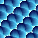 Seamless abstract swirl pattern