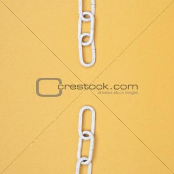 Broken Chain Security Concept