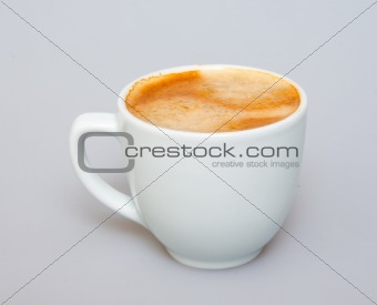 cup from coffee