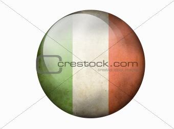 Grunge  Italian Flag