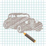 Manuscript car