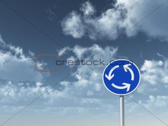 circle traffic