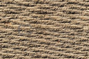Grooved asphalt or rock surface texture seamlessly tileable