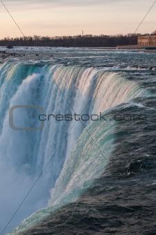 Brink of Niagara Falls