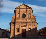 San Pietro Apostolo church, Brusasco