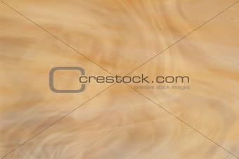 Caramel Colored Swirly Marbled Glass