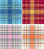 plaid fabric textile design