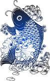oriental fish design