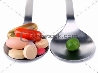 Alternatively, pills or ... - Choose
