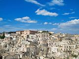 Sassi of Matera. Basilicata.