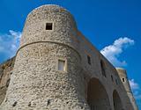 Bernalda Castle. Basilicata.