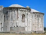 Abbey of SS. Trinity. Venosa. Basilicata.