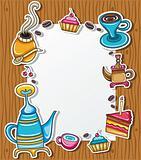 Coffee theme series