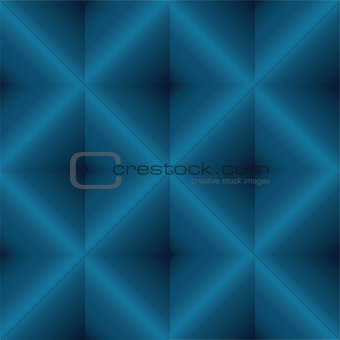 Abstract background from dark blue squares