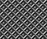 Abstract seamless geometrical pattern.