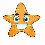 cute looking starfish