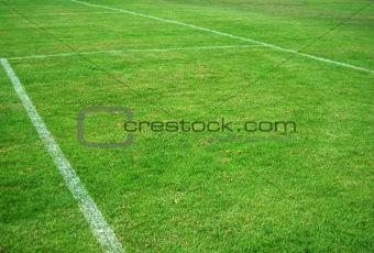 football goal area